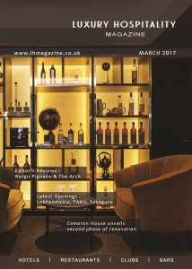 Borgo Pignano features in Luxury Hospitality Magazine