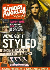 Hotel Rangà in Sunday World Magazine Ireland