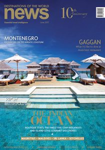 Borgo Pignano feature in Destinations of the World News (Dubai)