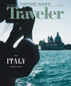 3 clients in CN Traveler this month