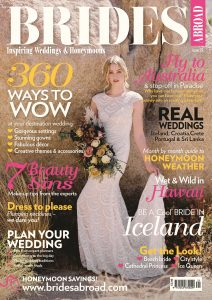 Hotel Rangà in Brides Abroad this month