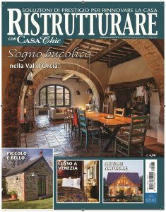 See the beautiful Follonico in Casa Chic (Italy) this month