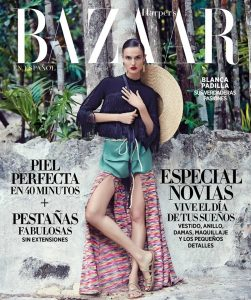 Harpers Bazaar (Mexico) features Hotel Rangà this month