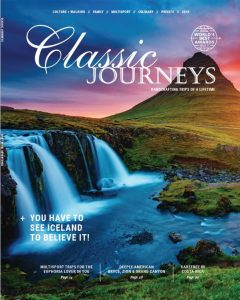 Hotel Rangà in Classic Journeys Spring Catalogue