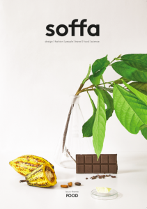 Conti di San Bonifacio feature in Soffa Magazine (Czech Republic) this month