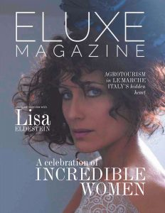 Hotel Leone in Eluxe Magazine this month