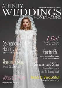 Borgo Pignano in Affinity Weddings & Honeymoons this month