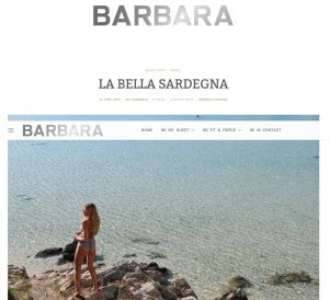 Read about our clients in Sardinia