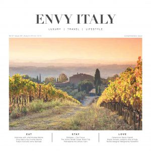ENVY ITALY Issue 4. Magazine is out now