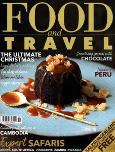 Food & Travel Magazine December 2020